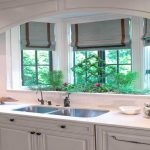 kitchen sink windows engaging white bay window height