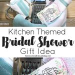kitchen themed bridal shower gift idea here comes the sun