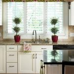 kitchen window treatments ideas for less kitchen sink
