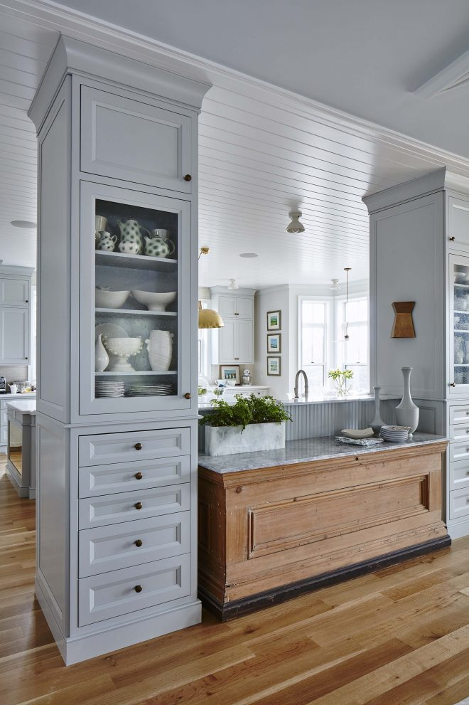 kitchen with a buffet space designed sarah richardson as