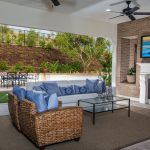 kitchen with stainless appliances california outdoor room