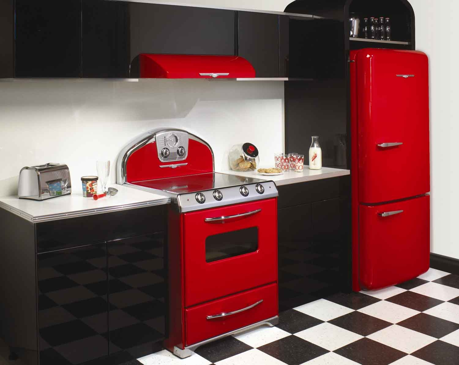 kitchens from the 1950s interior decorating vintage 50s kitchen