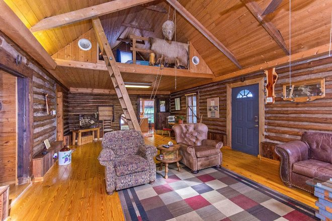 lake martin al historic waterfront cabin for sale 645 powell rd