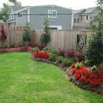 landscaping ideas for backyard hill dvmx home decor landscaping