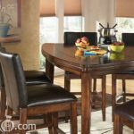 larchmont counter height casual dining set signature design