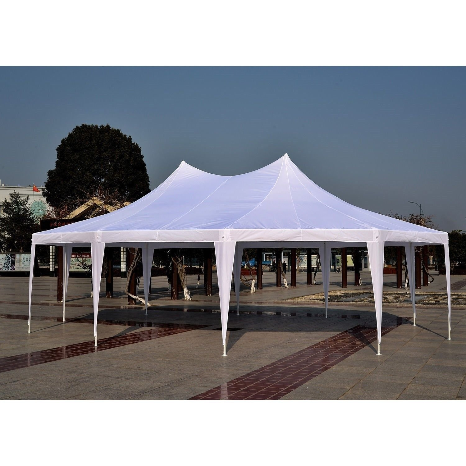 large outdoor party tents wayfair