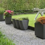 large outdoor planters ideas home decor coppercreekgroup
