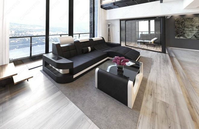 large sectional sofas