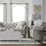 larrick tufted fabric living room set