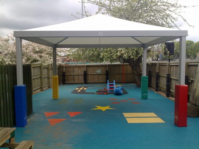 last chance to win a best selling qube tensile canopy for