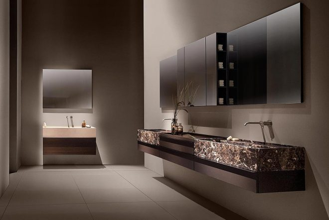 launch of new italian bathroom furniture for 2017 tiles
