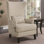 leather chair small living room chairs grey wingback chair black and