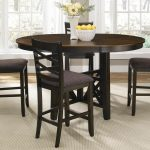 liberty furniture bistro ii gathering height pub table with