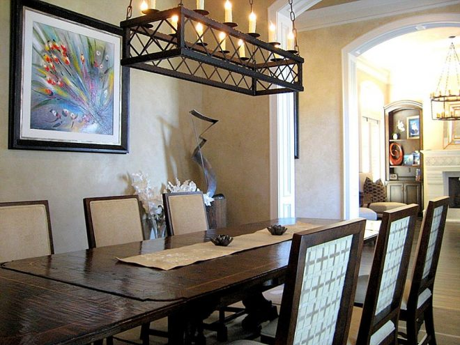 lighting enchanting rustic dining room lighting but looks