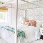 little girl butterfly bedroom makeover reveal blesser house