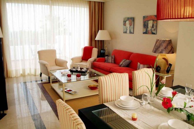 living room and dining design small bo decorating ideas