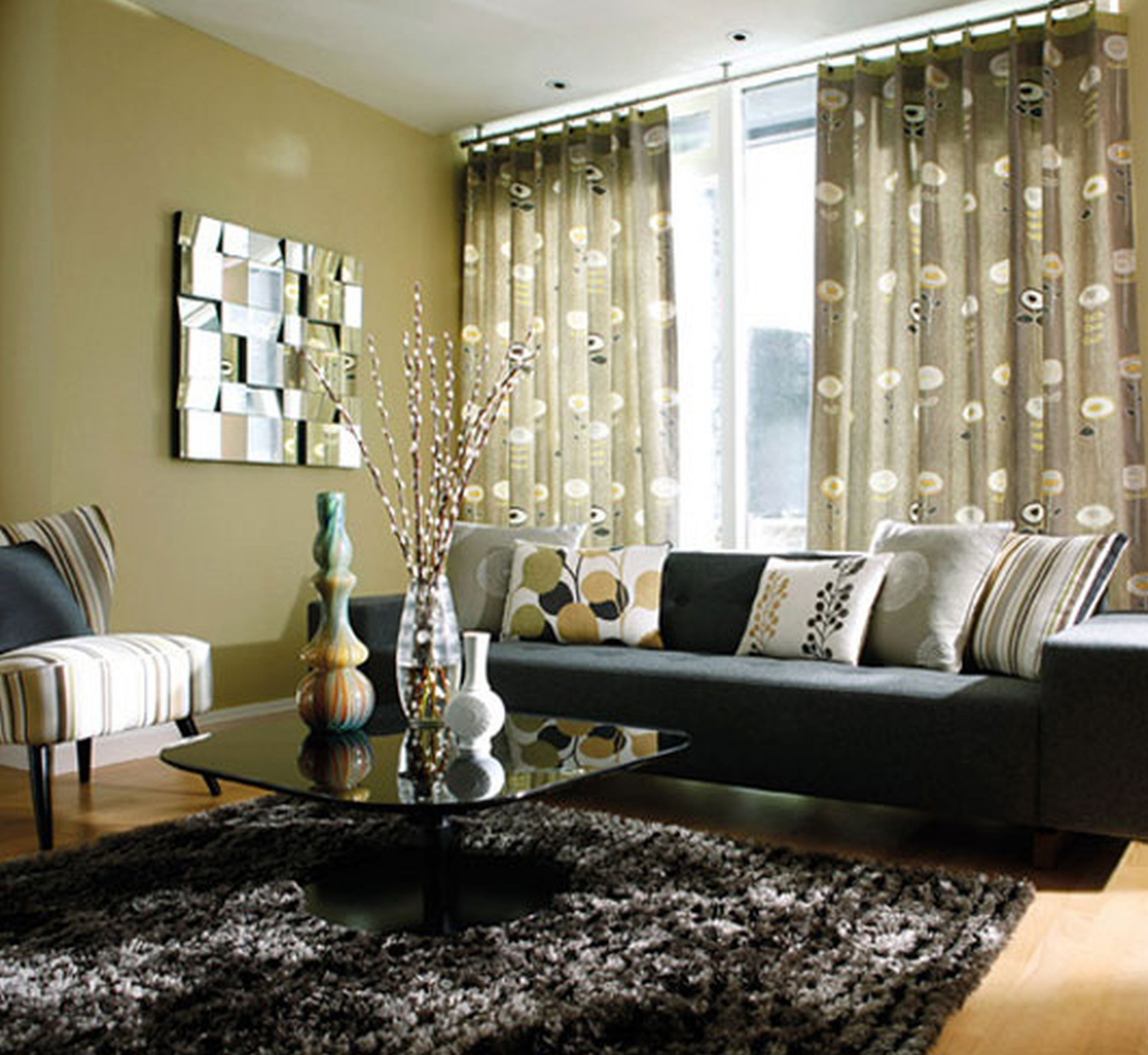 Living Room Decorating Ideas With Black, Living Room Decorating Ideas With Black Leather Furniture
