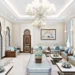 living room design ideas in arabic style on behance