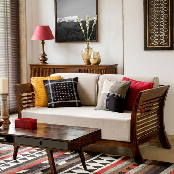 How to Achieve Fascinating Living Room Designs in Indian ...
