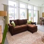 living room ideas brown sofa with brown l country living