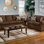 living room ideas with brown sofas red couch living room