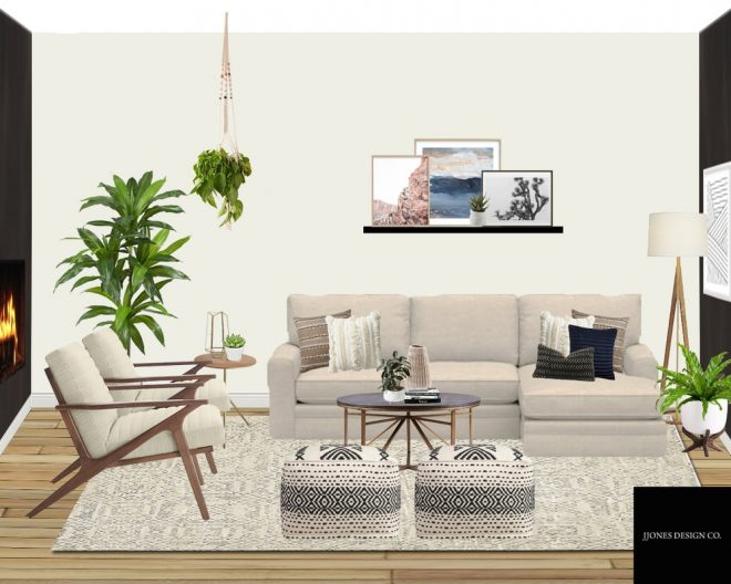 living room jjones design co
