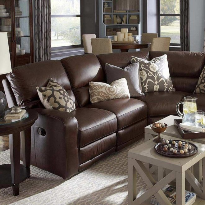 Living Room Decorating Ideas Brown, Living Room Decor Ideas With Brown Leather Furniture