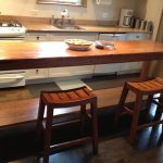 long narrow kitchen table elegant kitchen design from