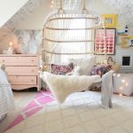 love in the form of our new hanging chair girl bedroom