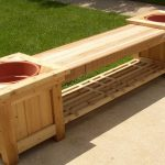 lovely patio bench with storage diy outdoor bench with storage home