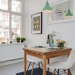 lovely small kitchen table for studio apartment small