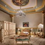 luxurious french style bedrooms set