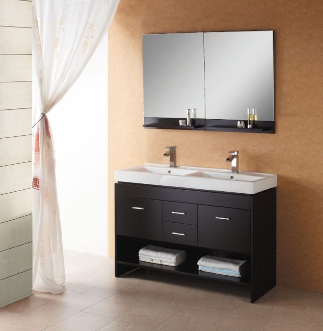 luxury 60 inch bathroom vanity double sink