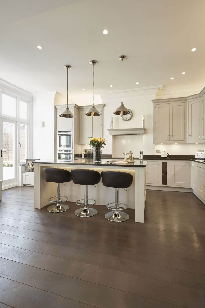 luxury contemporary kitchen uk kitchens tom howley