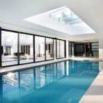 luxury indoor swimming pool design installation company based in
