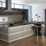 luxury kitchen island designs spacemystic