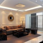 luxury pop fall ceiling design ideas for living room this