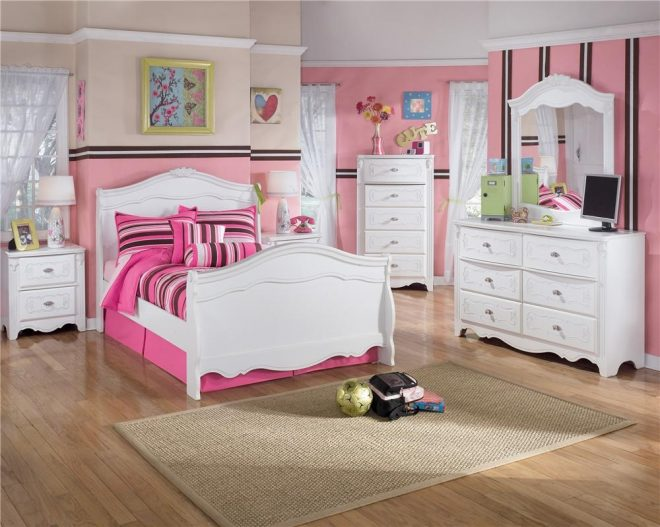 make your children feel special with bedroom sets for kids