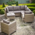 marden outdoor corner sofa set
