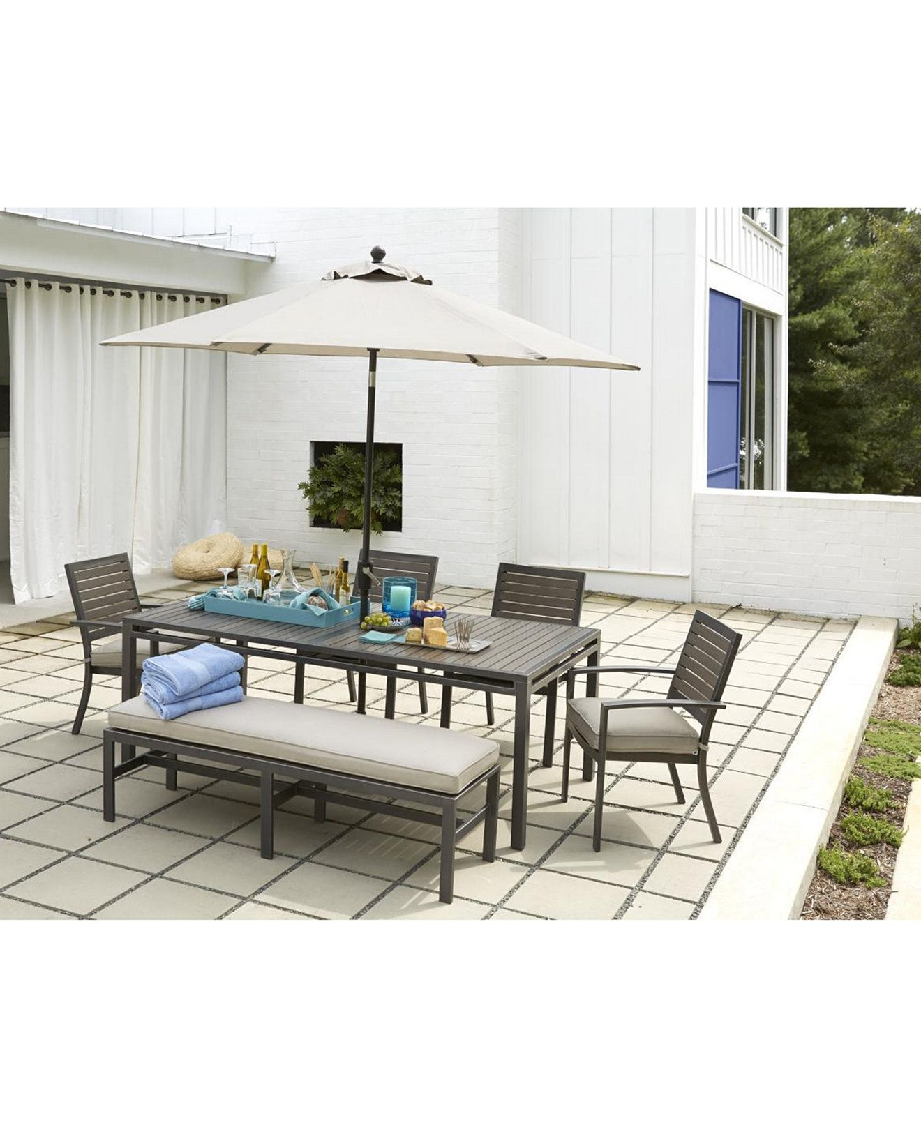 marlough outdoor dining collection outdoor patio furniture