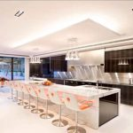 marvelous modern luxury kitchen designs for house decorating