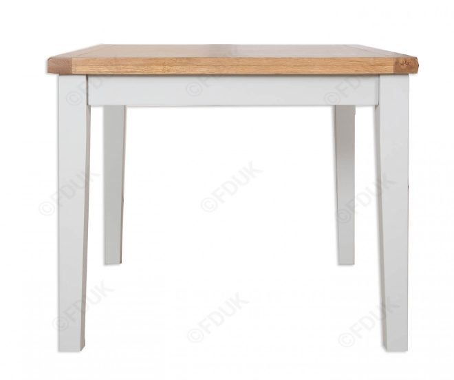 melbourne french grey small dining table furnituredirectuk
