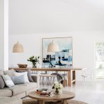 minimalist coastal style house coastal living rooms home