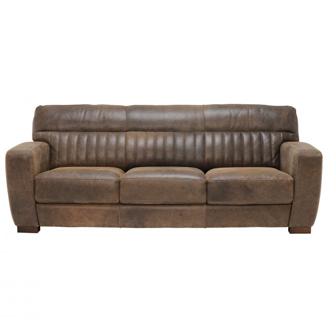 missano 3 seater leather sofa sofas living room
