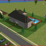 mod the sims the sims 1 mansion