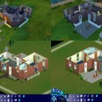 mod the sims the sims 1 newbie house 7 sim lane for the