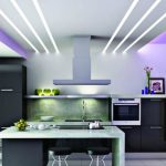 modern ceiling design ideas stylish design of ceilings in the kitchen