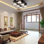 modern chinese style style chinese living room decor
