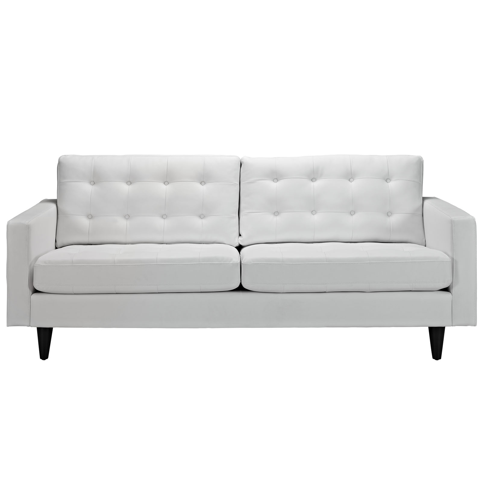 modern contemporary living room leather sofa white walmart
