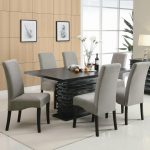 modern dining room tables sets contemporary black dining table